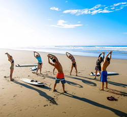 Yoga Surf Retreat Costa RIca