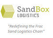 SandBox Logistics Launches Service With U.S. Well Services