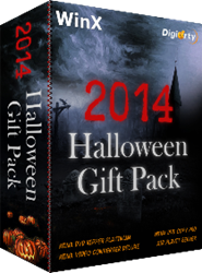 2014 Halloween Gift Pack from Digiarty