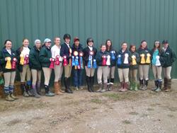 Ridge Riders, Morgantown WV Equestrian Team