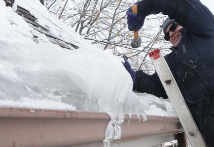 American Metal Roofs Now Offers Solutions For Ice Dams For