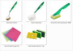 The newest tools added to Libman's line of kitchen cleaning products
