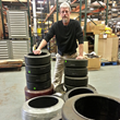 Modern Group Introduces Chris O'Connor as Forklift Tire Manager