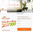 Nutrition Leaders Announces Gift Card Sweepstakes