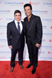 Sony Latin CEO Afo Verde with Latin Superstar Chayanne