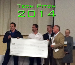 Docucopies attends Tech Pitch 2014 in San Luis Obispo, California
