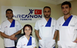 Program staff in Turkey