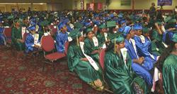 Silicon Andhra ManaBadi Graduation Ceremony - Graduates