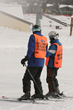 The Daniels Fund grant will also aid Foresight in recruiting more volunteers to work as guides. (photo by Foresight Ski Guides)