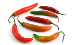 Fresh Serrano Chile Peppers by Bailey Farms Inc. Recalled