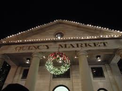 Boston Event | Tree Lighting at Faneuil Hall | Boston Hotel