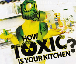 Is your Kitchen Toxic