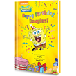"Put Me In The Story has created a new personalized children's book, ""Happy Birthday, SpongeBob"""