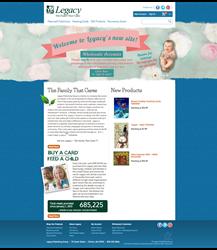 New eCommerce Website Design
