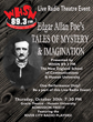 Live Halloween Radio Drama at Husson University: The Murders in the Rue Morgue by Edgar Allan Poe