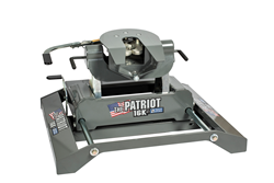 Patriot 16K, Patriot 16K rail-mounted fifth wheel slider hitch, B&W part number RVK3270
