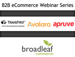 B2B Experts: TransFirst, Avalara, Apruve