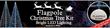 Flagpole Christmas Tree by The Flag Company, Inc. Makes Businesses...