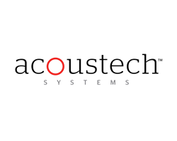 official Acoustech Systems logo