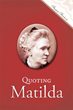 'Quoting Matilda' shares quotes, information on Matilda Joslyn Gage