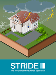 Stride Extreme Weather Infographic - storm