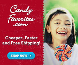 CandyFavorites is proud to offer an expanded Christmas Candy Section and Enhanced Customer Support
