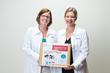 Cofounders Kelly McCollum and Marcie Colledge with Prototype of Foundation Chemistry Science Kit
