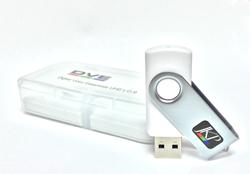 Digital Video Essentials UHD v 0.9 contains 8-bit and 16-bit UHD 4K test patterns on a convenient USB 3.0 stick.