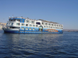 Orbital Travel's Nile cruiser, the 5* HS Nile Vision, sails again from...