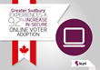 Greater Sudbury Experiences a 92% Increase in Secure Online Voter...