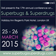 Agenda Released for the 17th annual Summit on Superbugs & Superdrugs