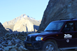 Zoomcar in the mountains