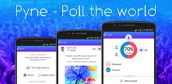 Pyne - Polling App