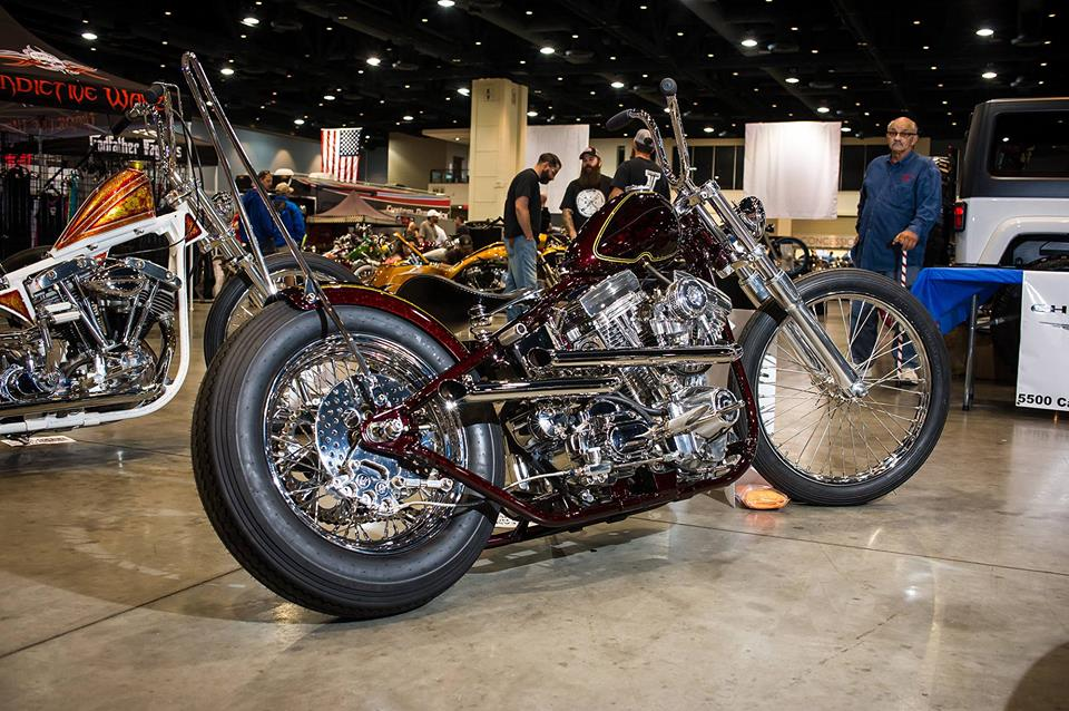 Custom Bike Show Winners at 2014 Ray Price Motorsports Expo
