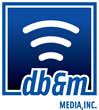 DB and M Media, Logo