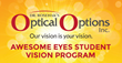 New School Vision Initiative Announced by Dr. Rosenak's Optical Options; Program Aims to Help Recognize Unseen Vision Problems That Impact School Success