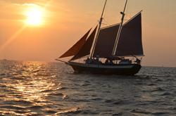 Sunset Cruises and Sailing Charters on the Outer Banks
