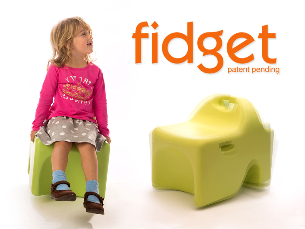 Kids Can Fidget And That S Ok According To Rit Design