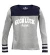 "Spread Good Luck this football season with Wear Luck's new ""Official Good Luck Charm"" shirt; Be the Football team's Lucky Charm"