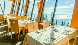 The Observatory at Grouse Mountain, North Vancouver, BC