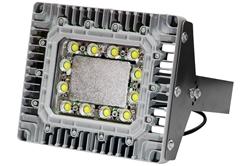150 Watt High Bay LED Light Fixture with I-Beam Mount