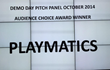 Playmatics Nabs Audience Choice Award at Media Center by IFP Demo Day