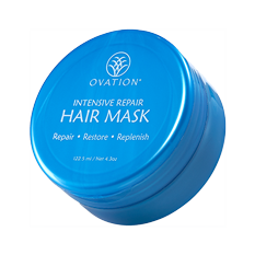 Ovation Hair 174 Introduces Intensive Repair Hair Mask