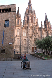 Accessible Tourism is a key strategy for the Catalonia Region of Spain