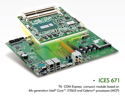 ICES 671 T6 COM Express Compact Module