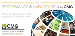 Performance & Capacity 2014, by CMG Conference