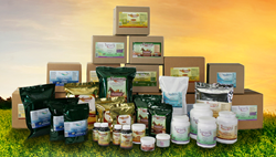 Picture of California Earth Minerals products