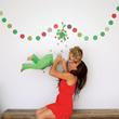 Mistletoe Wall Decal by Trendy Peas