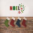 Noel Wall Decal by Trendy Peas