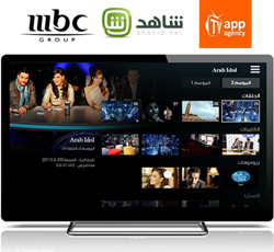 TV App Agency and MBC